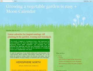 growingvegetablegarden.blogspot.it screenshot