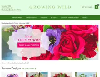 growingwild.net screenshot