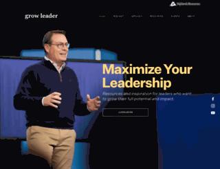 growleader.com screenshot