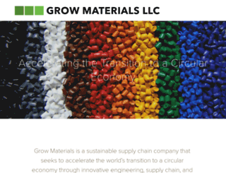 growmaterials.com screenshot