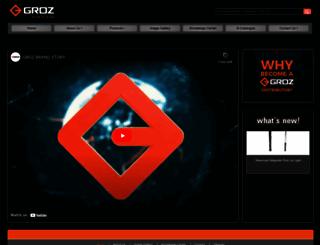 groz-tools.com screenshot
