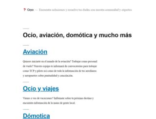 grpo.org screenshot