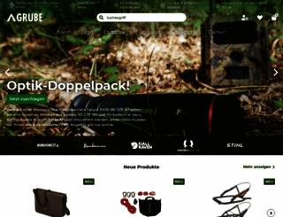 grube.de screenshot