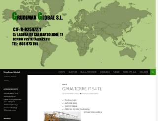 grudimar.com screenshot