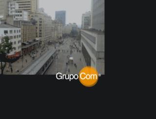 grupocom.com screenshot