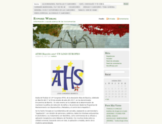 grupoeupsike.wordpress.com screenshot