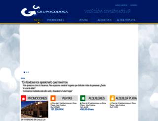 grupogodosa.com screenshot