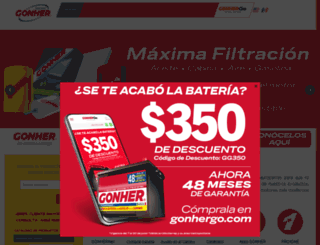 grupogonher.com screenshot
