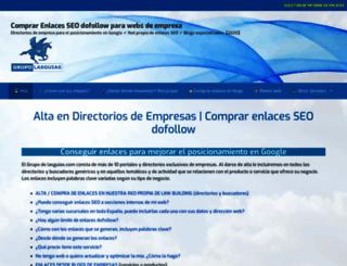 grupolasguias.com screenshot