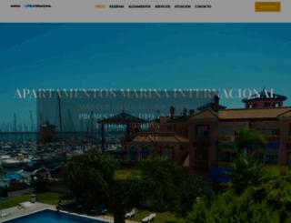 grupomarinainternacional.com screenshot