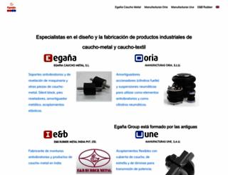 grupooria.com screenshot