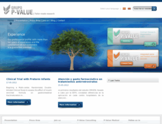 grupop-value.com screenshot