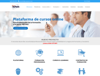 gruposystem.com screenshot