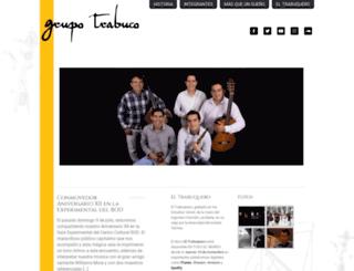 grupotrabuco.com screenshot