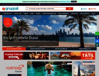 gruppal.com screenshot