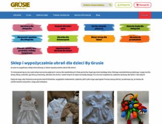 grusie.com.pl screenshot