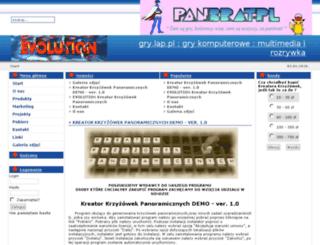 gry.lap.pl screenshot