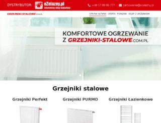 grzejniki-stalowe.com.pl screenshot