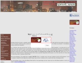 gsbaltimore.org screenshot