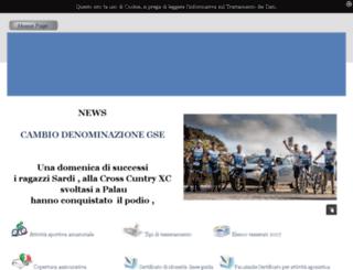 gseciclismo.it screenshot