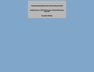 gsmdepo.hu screenshot