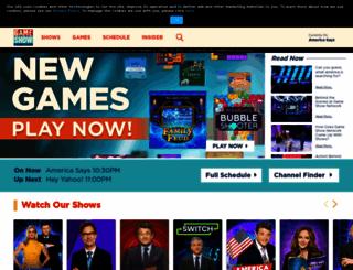 gsntv.com screenshot