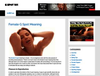 gspot101.com screenshot