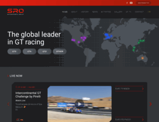 gt1world.com screenshot