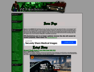 gta-sanandreas.com screenshot