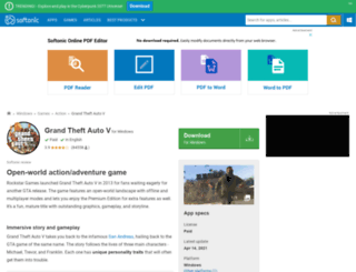 gta-v.en.softonic.com screenshot