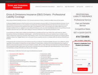 gtabusinesslistings.com screenshot
