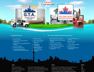 gtapropertyservicesgroup.com screenshot