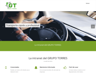 gtgrupotorres.com screenshot