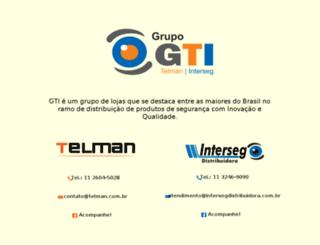 gtibr.com.br screenshot