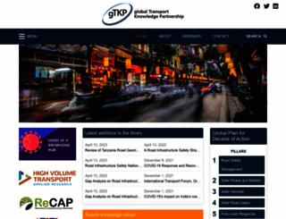 gtkp.com screenshot