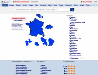 gtrouve.com screenshot