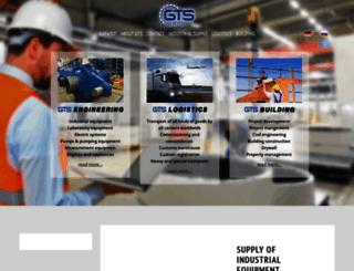 gts-group.kz screenshot
