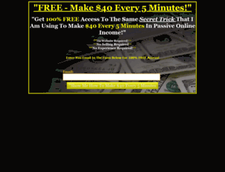guaranteedmoneymachines.info screenshot