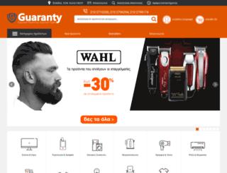 guaranty.gr screenshot