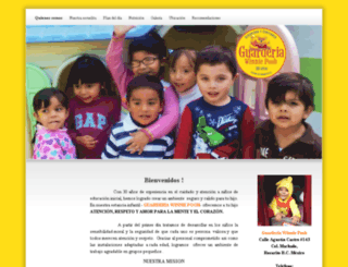 guarderiawinniepoohrosarito.com.mx screenshot