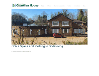 guardian-house.co.uk screenshot