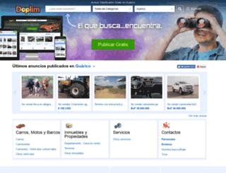 guarico.doplim.com.ve screenshot