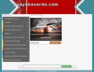 guayabaverde.com screenshot