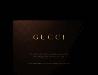 guccikhaki.com screenshot