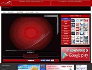 gudang.tv screenshot