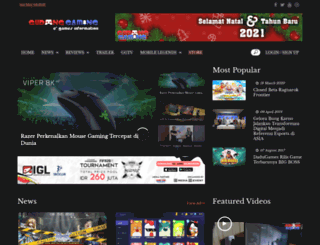 gudanggaming.com screenshot