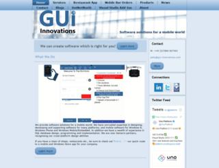 gui-innovations.com screenshot