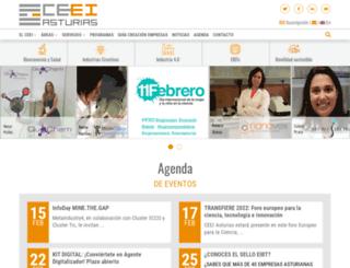 guia.ceei.es screenshot
