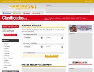 guia.ultimahora.com screenshot