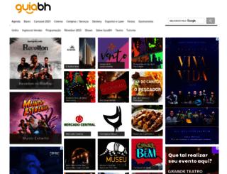 guiabh.com.br screenshot